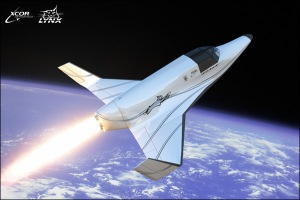 Lynx suborbital concept from Xcor