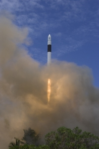 Launch of Falcon 1 from Kwajalein Atoll