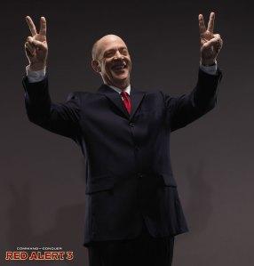President Ackerman