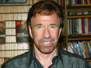 A Man, A Legend, A Way of Life...oh wait, that's Rush...this is Chuck Norris