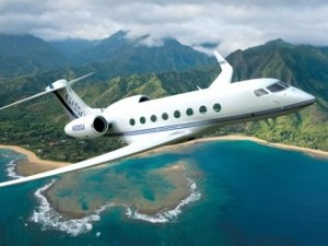 Gulfstream G650 - fastest corporate jet!