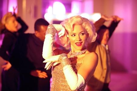 Katherine McPhee as Marilyn Monroe