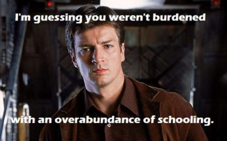 overabundance of schooling