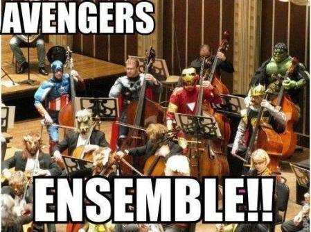 Avengers ENsemble